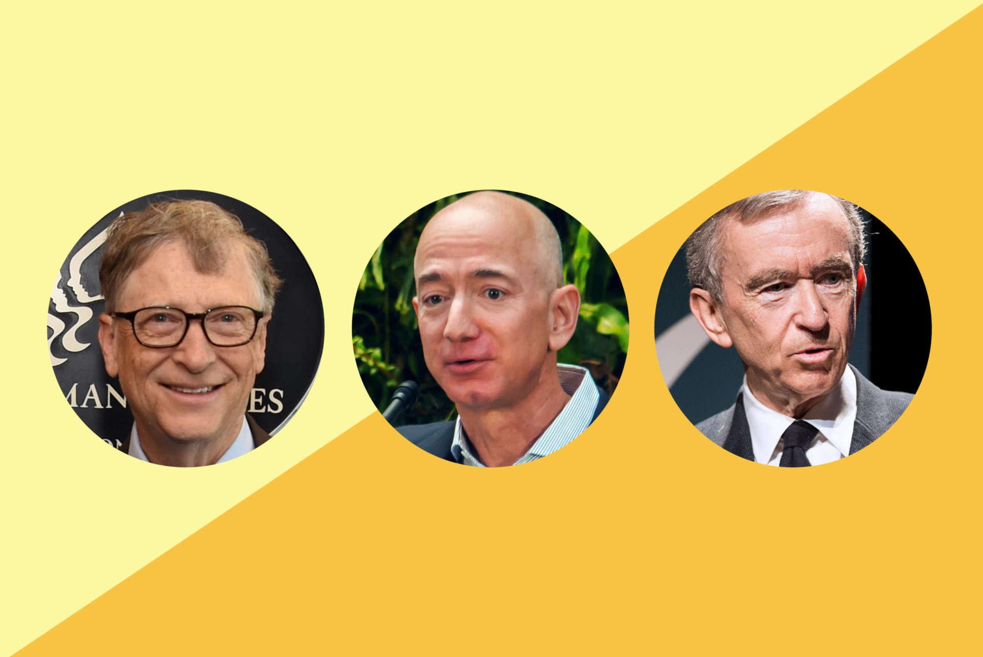 後疫情時代來臨!快跟上全球前25大企業家的腳步