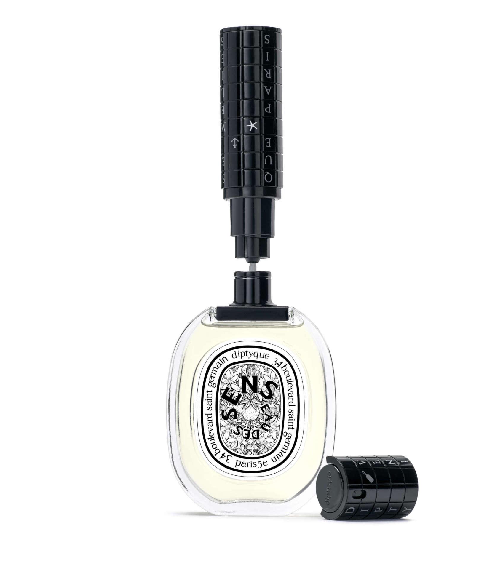 客製專屬你的香水瓶,隨身攜帶也好時髦的巴黎美香