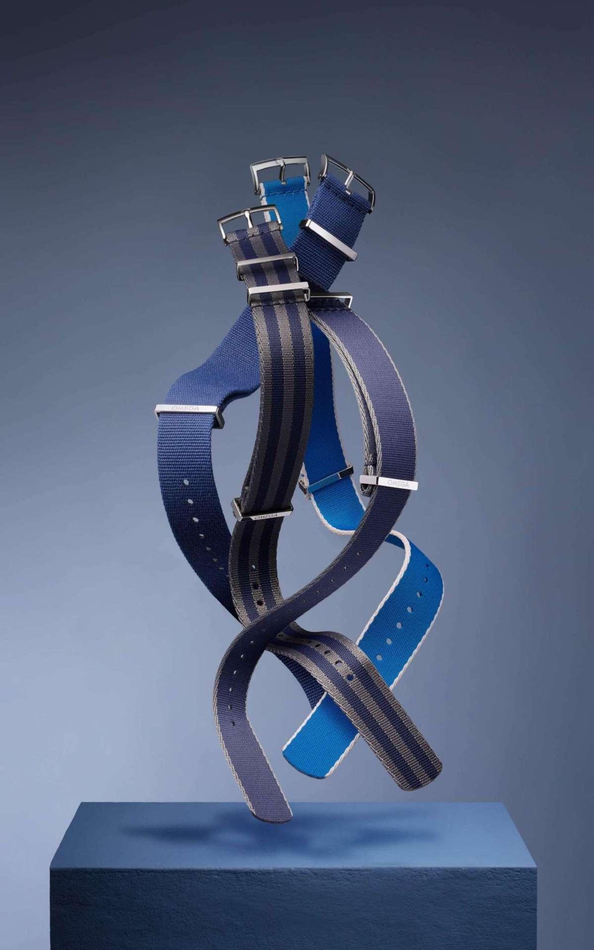 歐米茄NATO錶帶~讓社經地位青出於藍更勝於藍