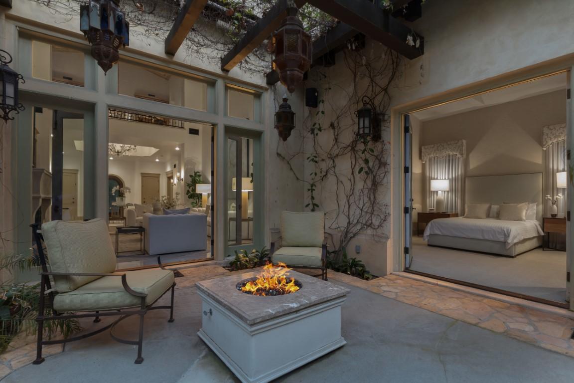 比佛利山莊 流行樂公主布蘭妮的Villa式住宅全揭露