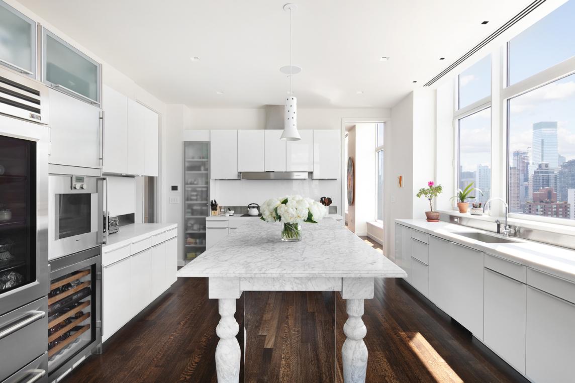紐約天際線|珍妮佛勞倫斯的紐約公寓正式曝光