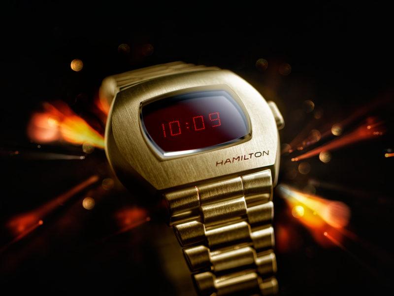 喚醒沉睡的巨人!Hamilton再現經典Pulsar腕錶