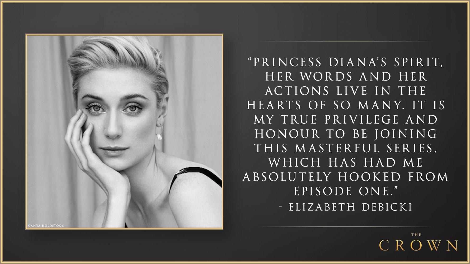 黛妃風華 Elizabeth Bebicki 將再現傳奇王妃的人生故事