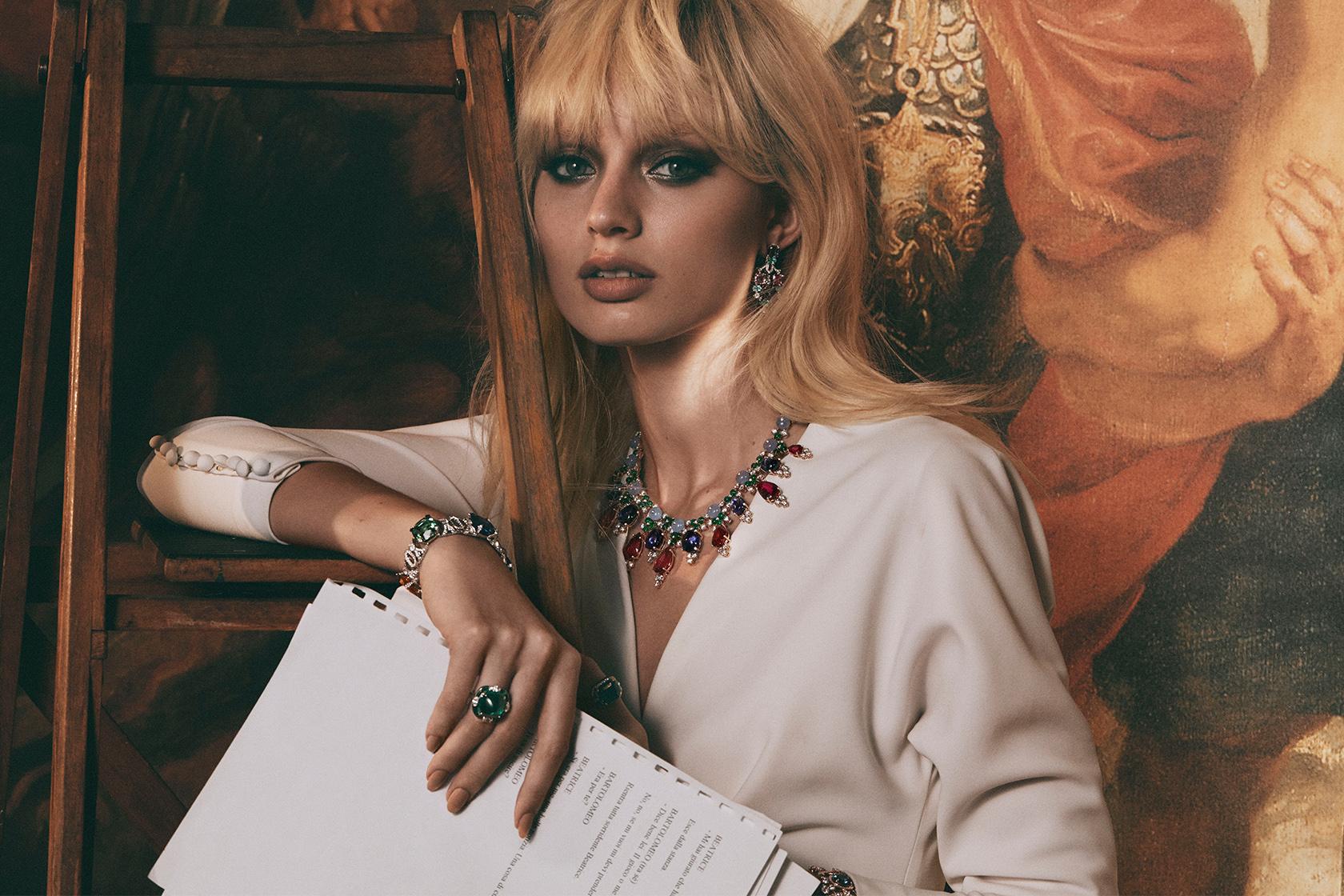 BVLGARI寶格麗CINEMAGIA~近300件頂級珠寶暨腕錶閃耀登台