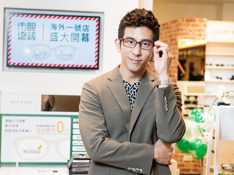 眼鏡市場MEGANE ICHIBA海外一號店盛大開幕