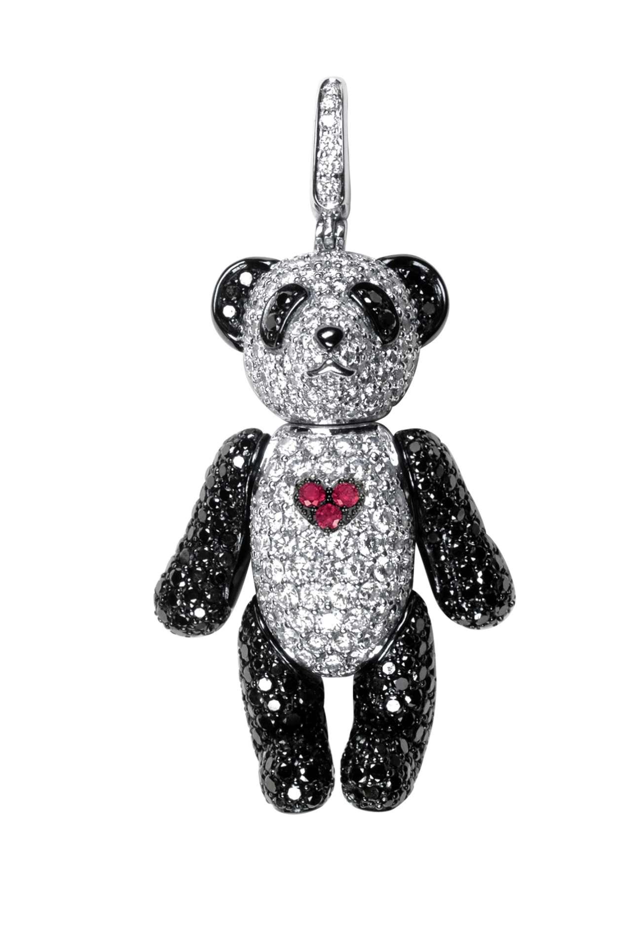 Qeelin_Large Je T'aime Bo Bo 18K 白金鑽石、黑鑽石與紅寶石愛心造型大型吊墜 NTD672,000 (BBV-088-PD-WGDRUF)_batch