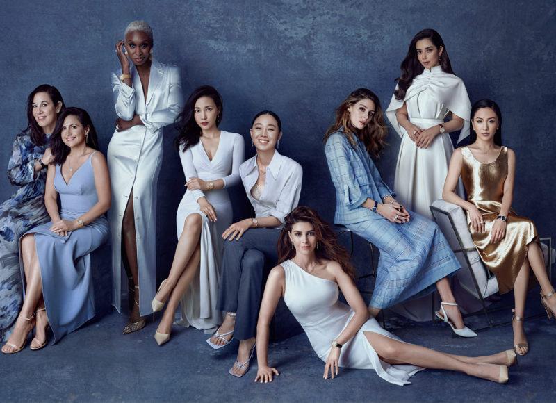 超脫平凡,忠於自我 伯爵與10位傑出女性的精彩對談