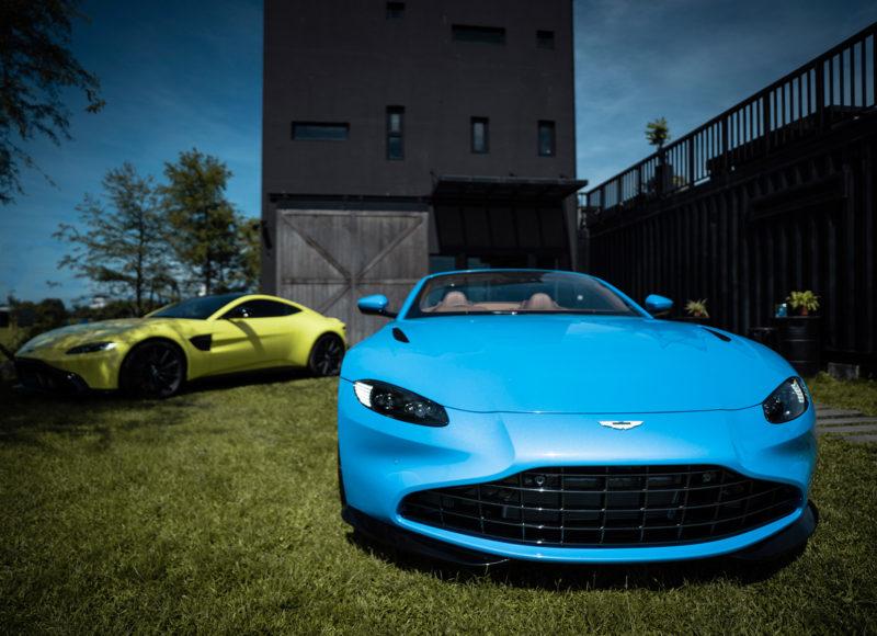 英倫野性之美|ASTON MARTIN 的科技革新週年車系