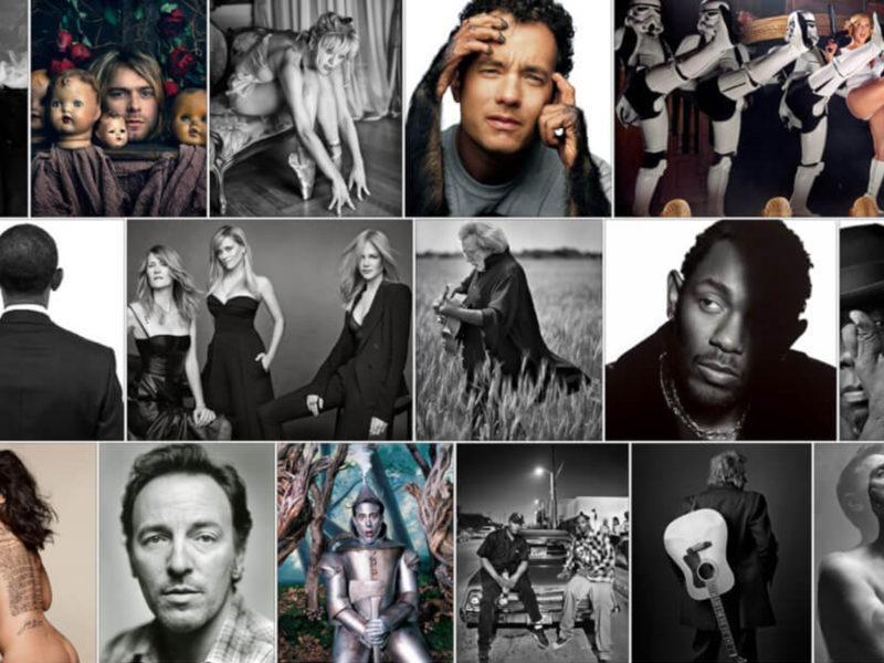 時尚攝影師的暖心|Mark Seliger 與眾星捐出佳士得拍賣所得