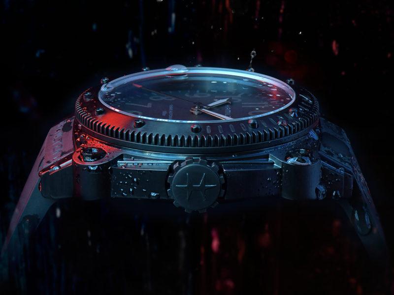 科技美學|腕錶與電影世界共同研發限量錶款