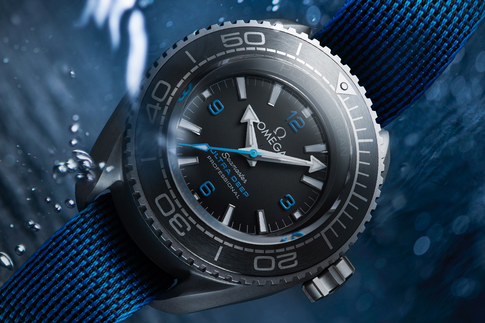 WATCH THIS|深海下的無限挑戰,潛水錶的極致科學
