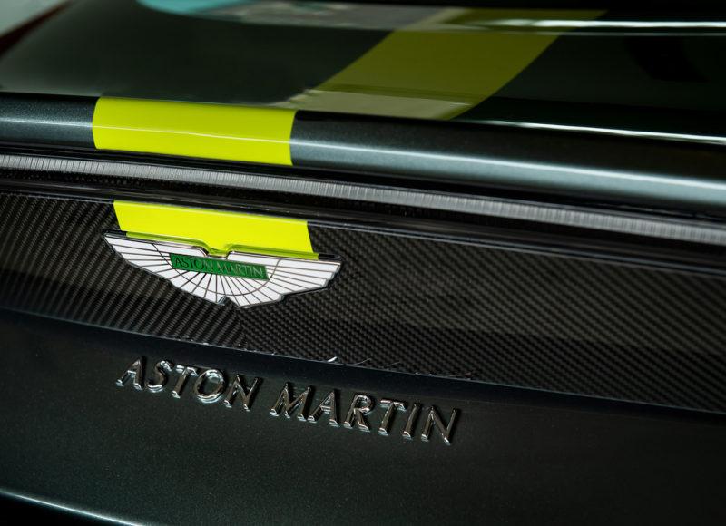 致敬ASTON MARTIN最速利曼傳奇!Vantage限量車款磅礡抵台