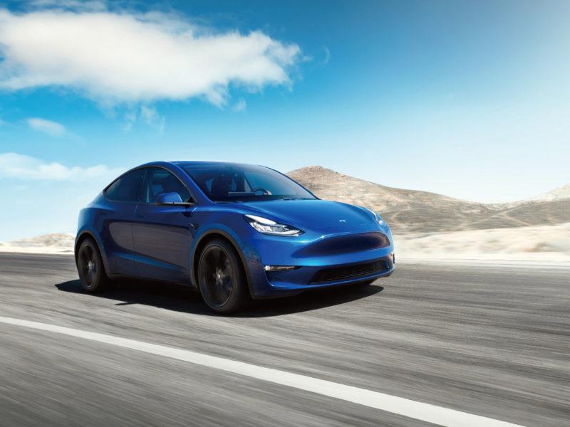 狂人下張牌|Tesla Model Y 絕對大爆款