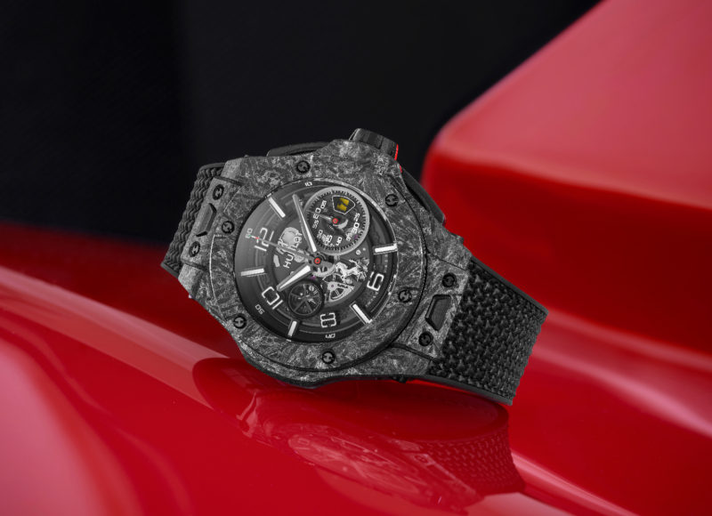 WATCH THIS 宇舶錶再展新未來,囊括英超聯賽和法拉利賽事