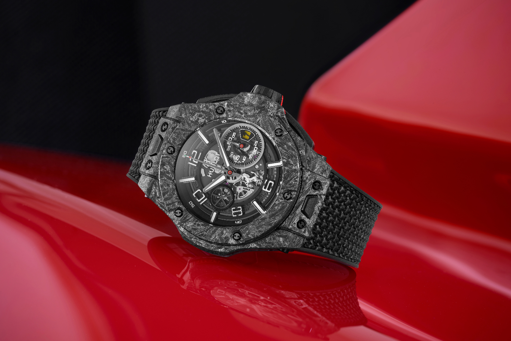 WATCH THIS|宇舶錶再展新未來,囊括英超聯賽和法拉利賽事