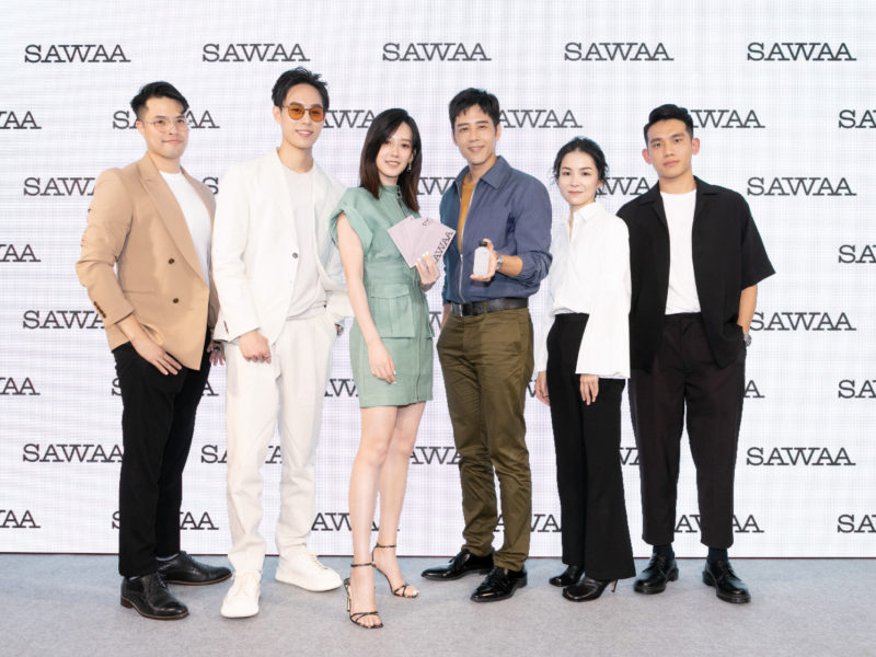 台灣保養王國計畫|郭瑋打造天然保養品牌 SAWAA