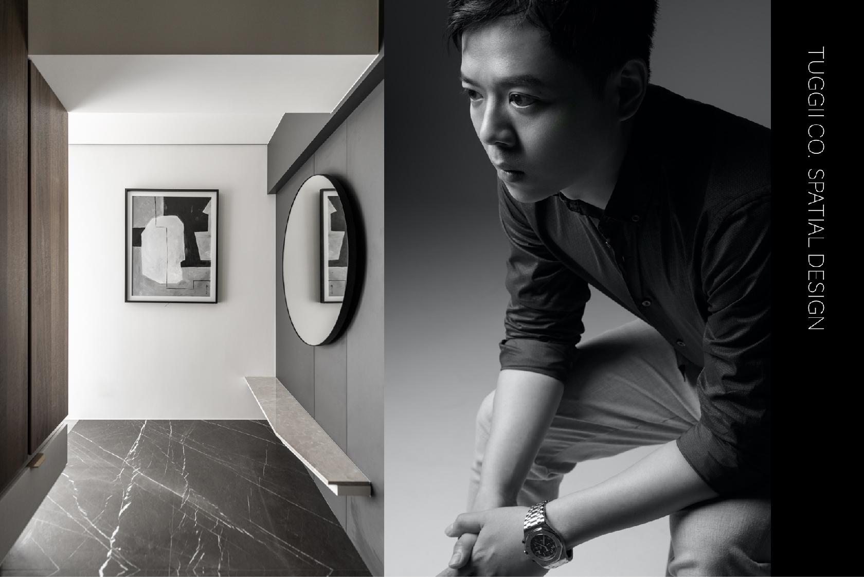 開創室內設計新藍海│彤雲潤景CEO黃奕景 設計的新時代解方