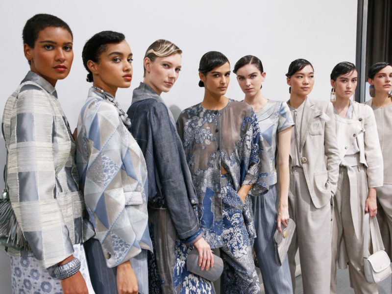 Giorgio Armani的時尚精神|全新義式時裝以及紀錄片一次看