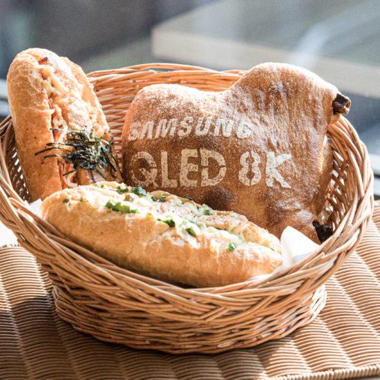 視覺與味蕾交織|吳寶春以三星為靈感的全新創意麵包