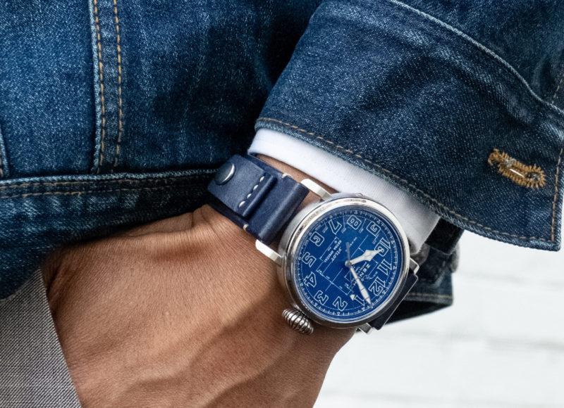 WE WATCH 藍色是最溫暖的顏色,真力時的限量藍圖腕錶