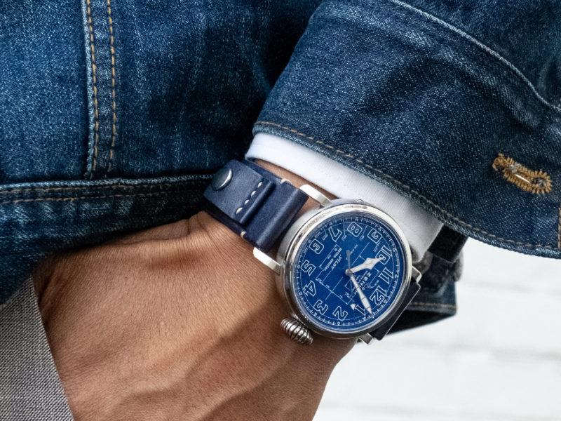 WE WATCH|藍色是最溫暖的顏色,真力時的限量藍圖腕錶