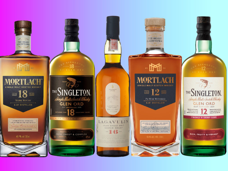 父親的一百種樣貌|5種威士忌讓你拉近與父親的距離