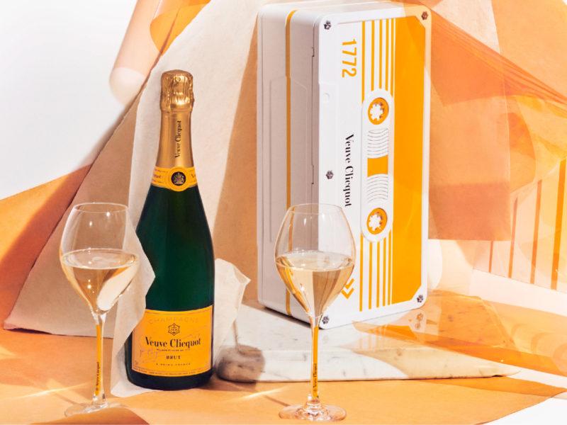 復古的美喝下才懂|香檳饗宴從按下錄音鍵開始