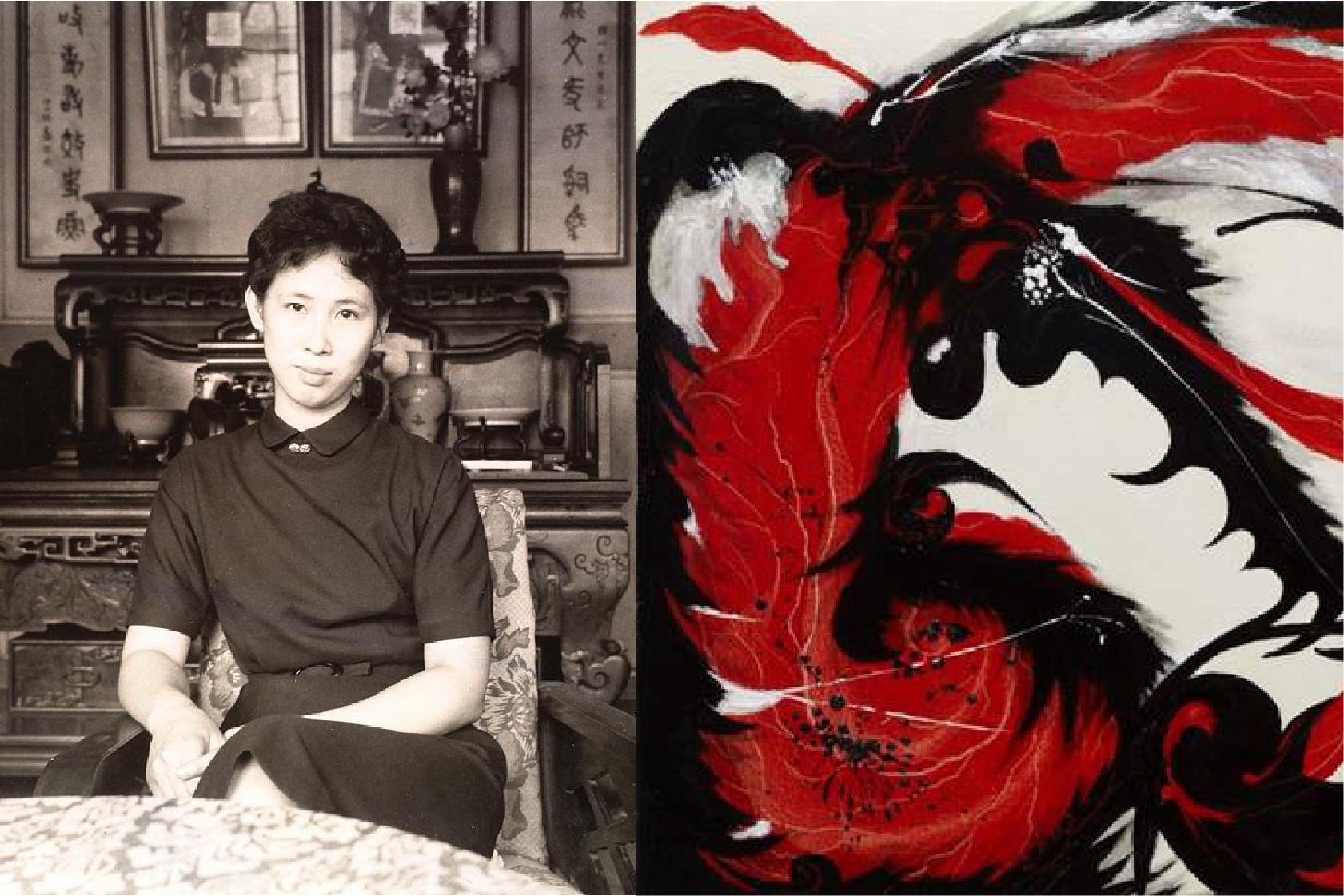 追求藝術的生命|鄭瓊娟的藝術旅程酸甜苦澀