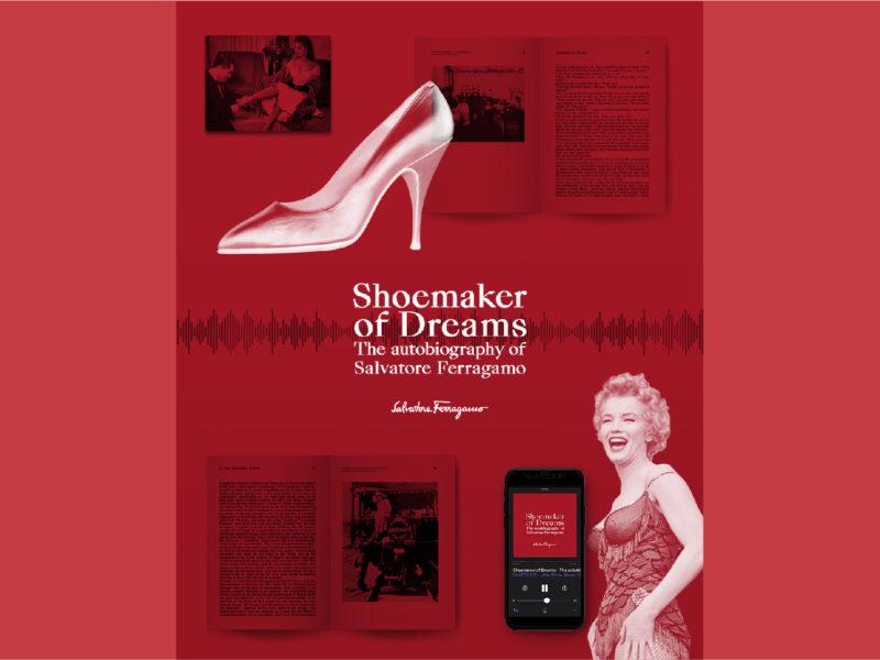 夢鞋匠|Ferragamo 的傳奇故事由名人出聲演繹