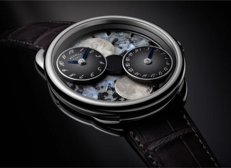 WATCH THIS 愛馬仕將浪漫宇宙注入腕錶細節中