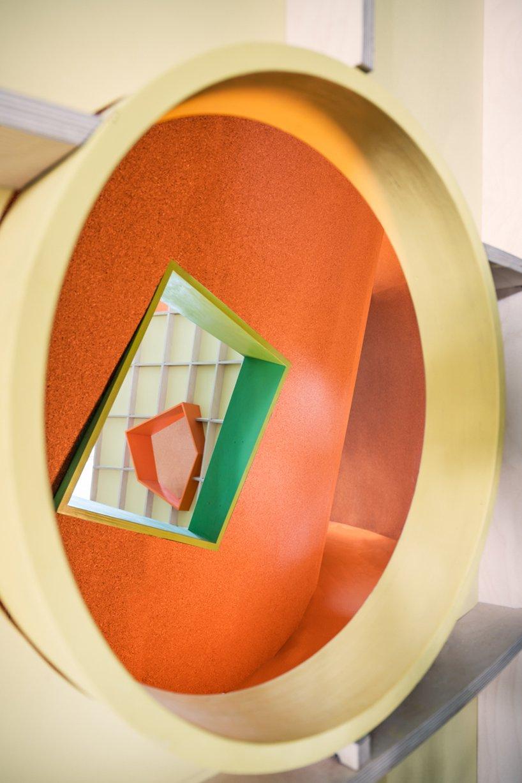 彩色童年|布魯克林的全新兒童樂園,打造美學建築新思維