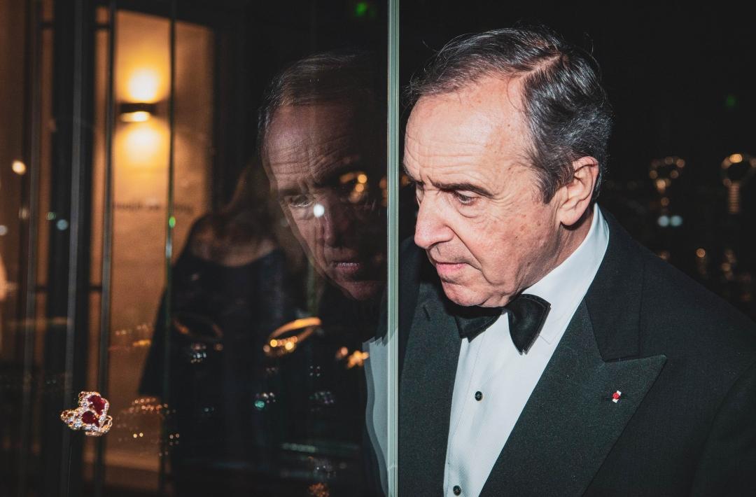 佳士得歐亞區總裁高逸龍先生François Curiel