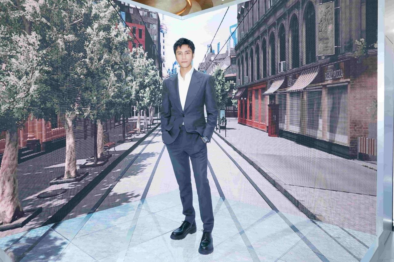 上海新視野 陳坤開拓自我成功之路的年輕都市精英形象