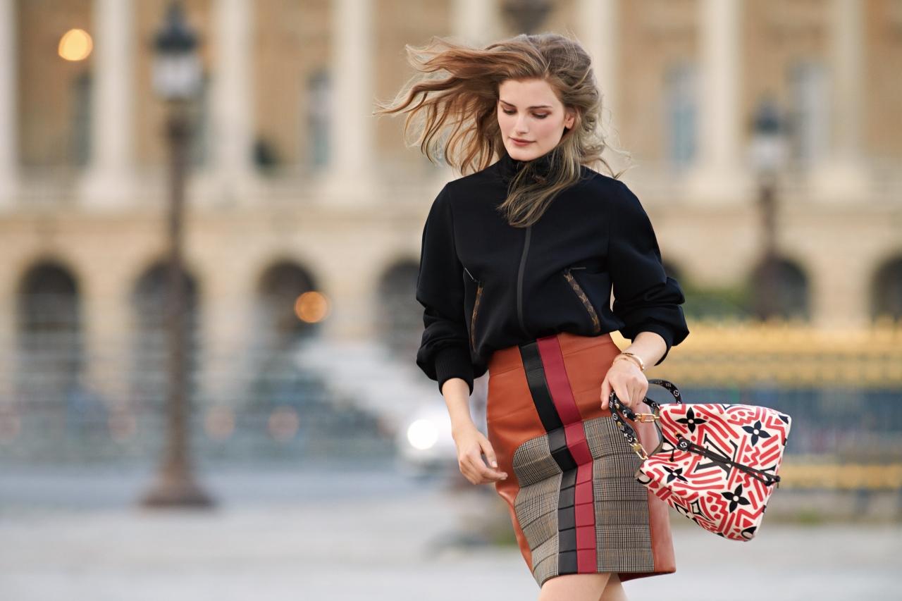 Special Report|塗鴉藝術與優雅的大膽詮釋,Louis Vuitton全新Crafty系列