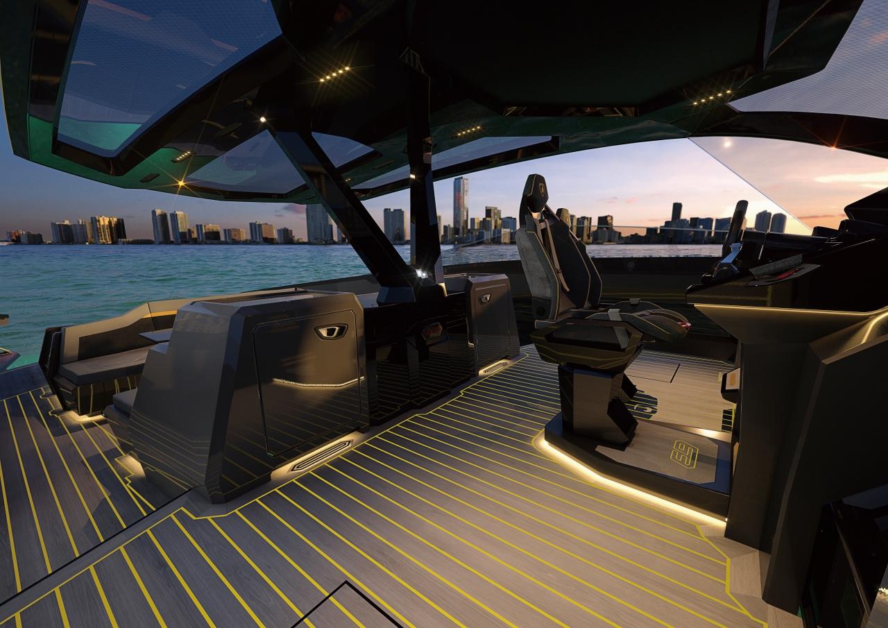 風馳蔚藍 High-Speed Yacht