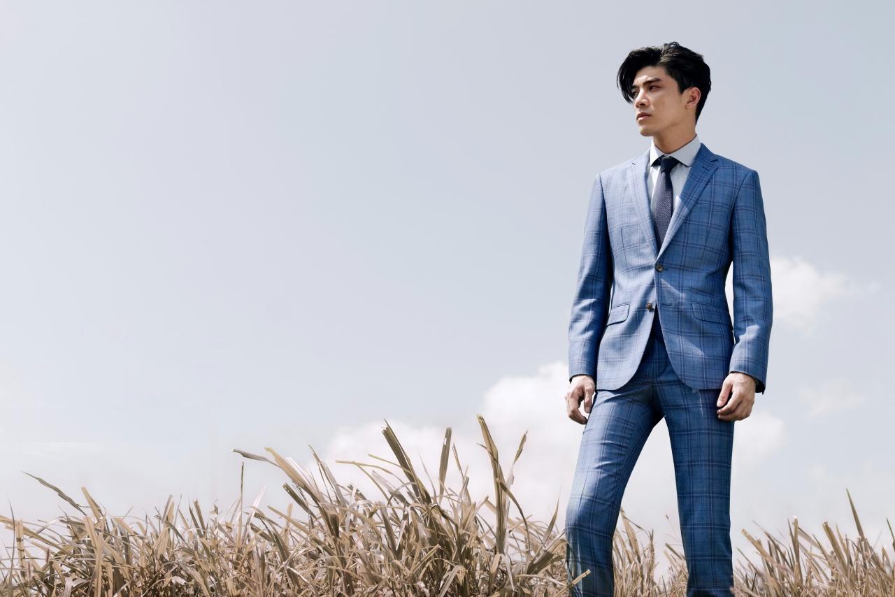 嘉裕西服 攜手新生代男星林哲熹演繹2020秋冬新品