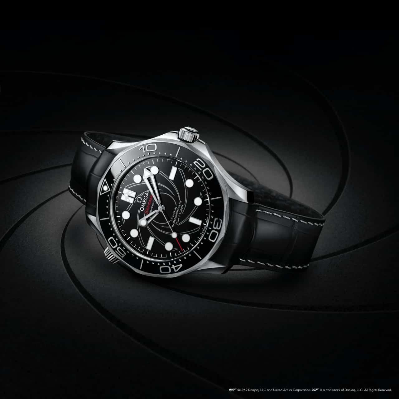 WATCH THIS|龐德的生活美學從腕錶看起
