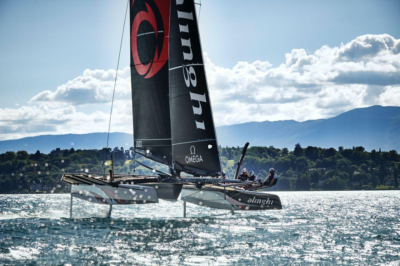WATCH THIS|瑞士雙重奏!腕錶與船競的雙重體驗