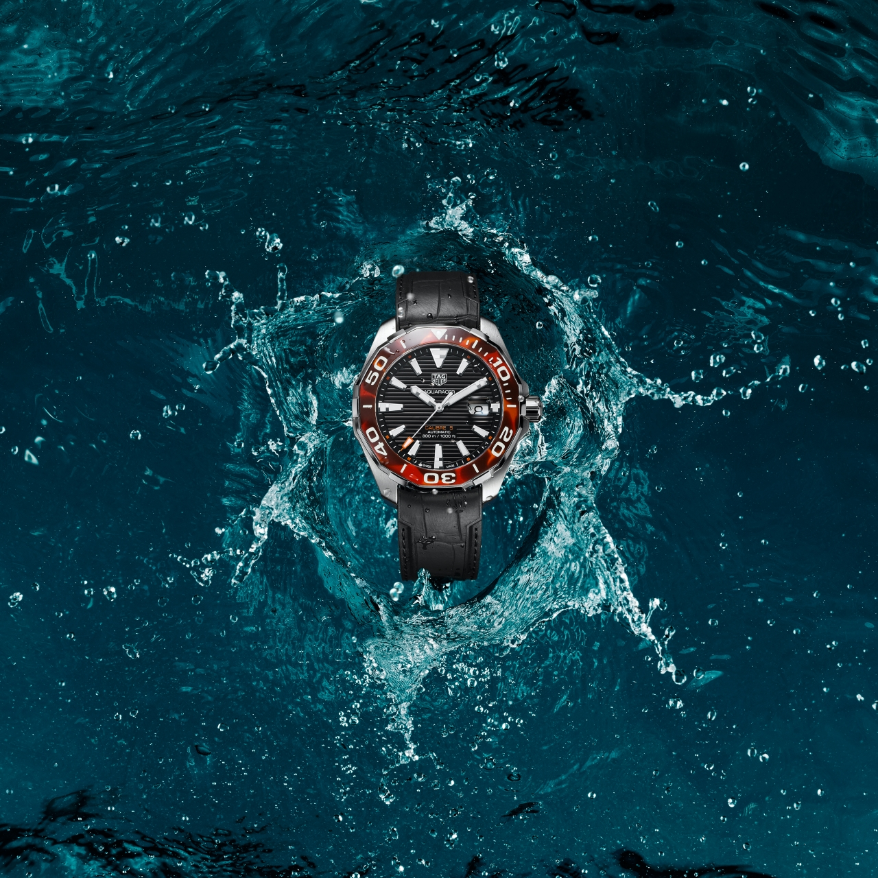 WATCH THIS|海的力量,突破傳統的3只泰格豪雅腕錶
