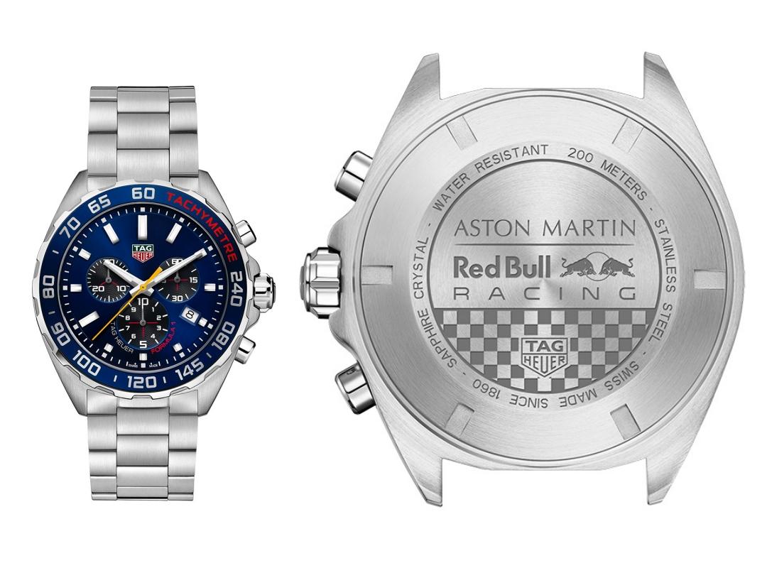 43毫米特別版計時腕錶