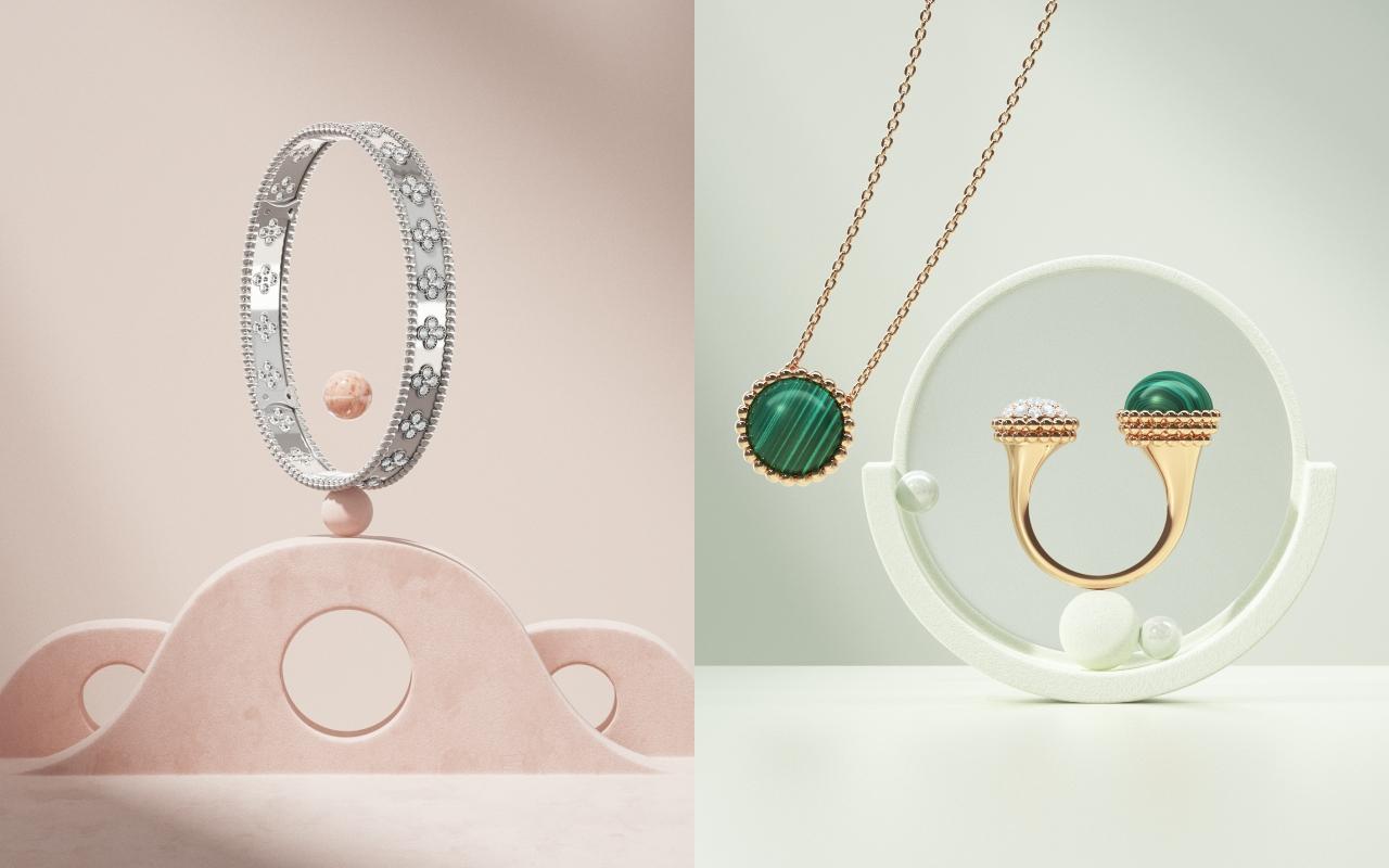 WE GLITTER|解讀梵克雅寶的鑽石精彩之作