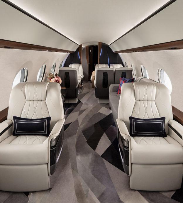 重新愛上旅行|全球最大私人飛機the Gulfstream G700