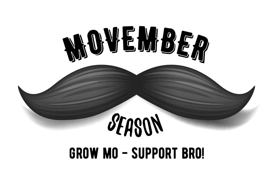 男性的月份|Movember 到底代表什麼意思?