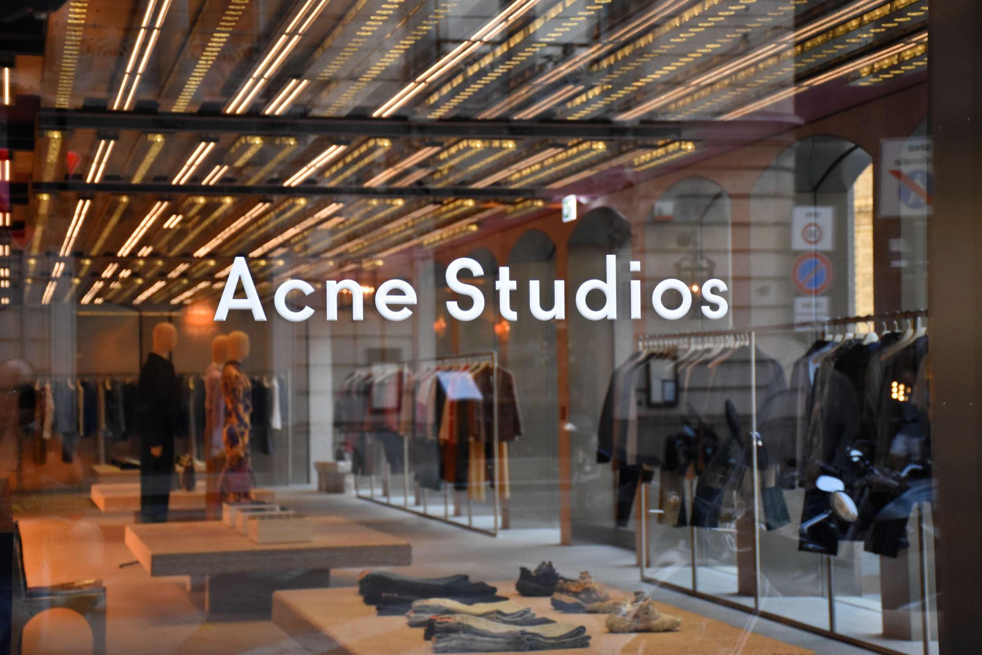 Acne Studios 門市